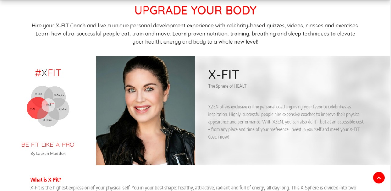 X-Coaching @ XZEN.tv By Lauren Maddox
